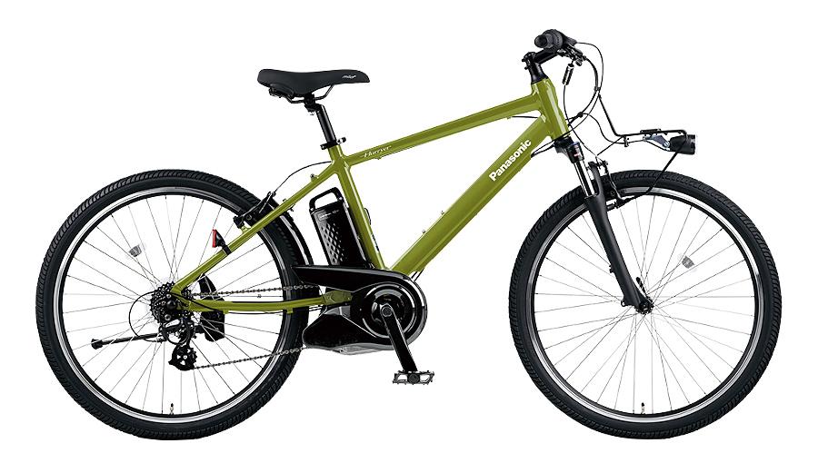 2021年7月発売パナソニック電動アシスト自転車ハリヤ BE-ELH442