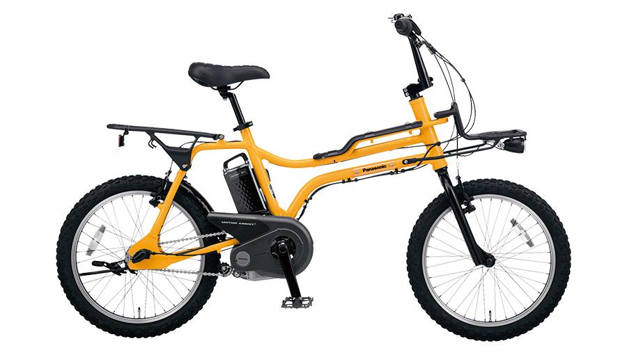 2021年7月発売パナソニック電動アシスト自転車EZ BE-ELZ034