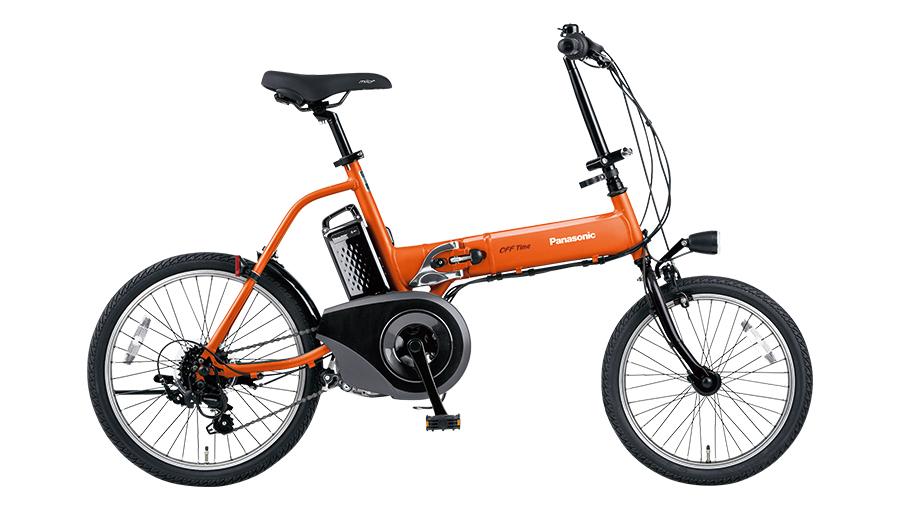 2021年7月発売パナソニック電動アシスト自転車オフタイム BE-ELW074