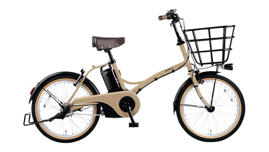 2021年7月発売パナソニック電動アシスト自転車グリッター BE-ELGL034