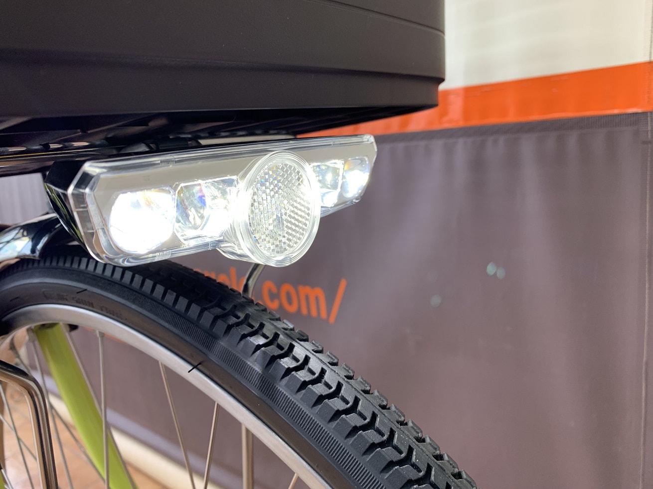 ビビDX BE-ELD636用足も灯4-LEDビームランプ2