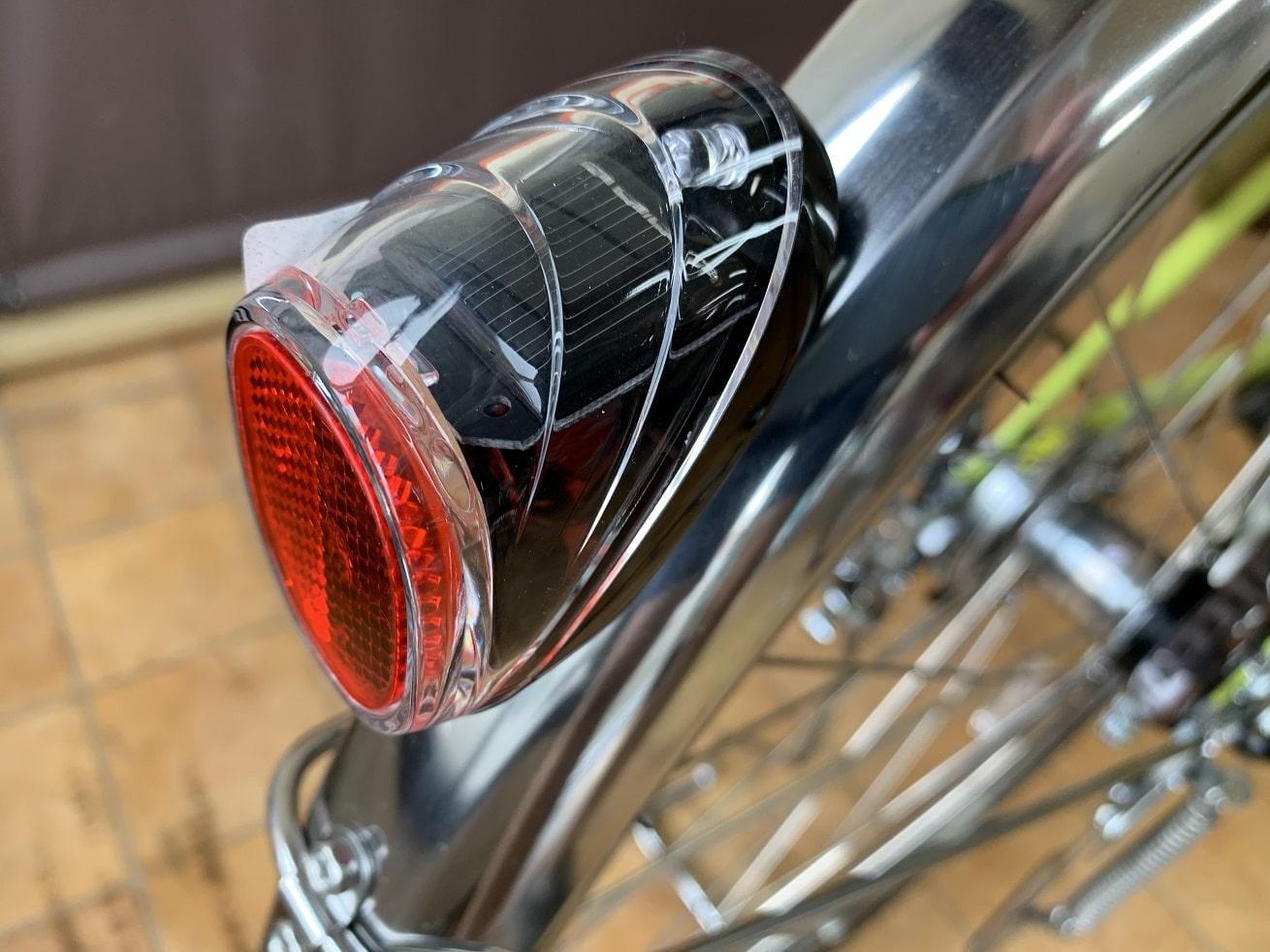 ビビDX BE-ELD636ソーラーオートテール2
