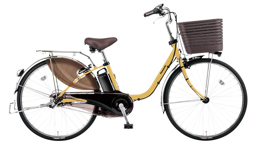 2022年モデルパナソニック電動アシスト自転車ビビDX